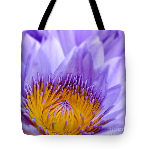 Nymphea Tote Bag by Delphimages Photo Creations
