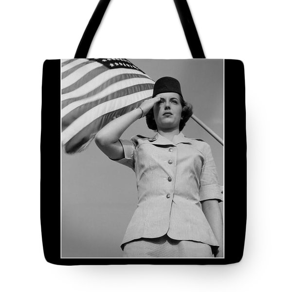 Oath Inspirational Quote Tote Bag by Stocktrek Images