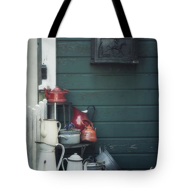 odds and ends Tote Bag by Joana Kruse