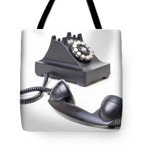Off The Hook Tote Bag by Edward Fielding