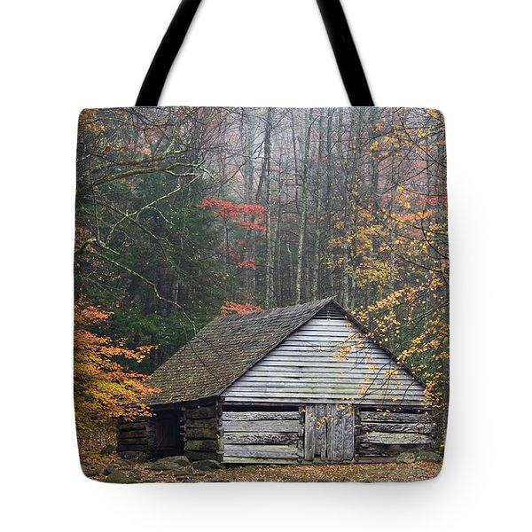Ogle Place - D008241 Tote Bag by Daniel Dempster