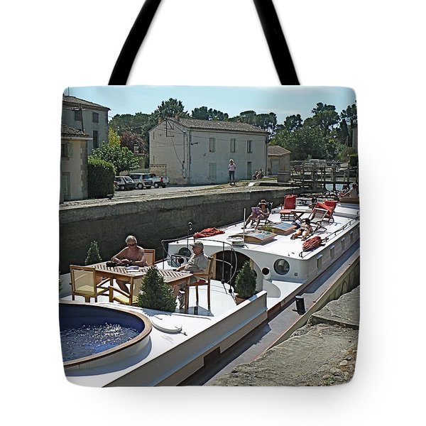 Oh La La Tote Bag by FRANCE  ART