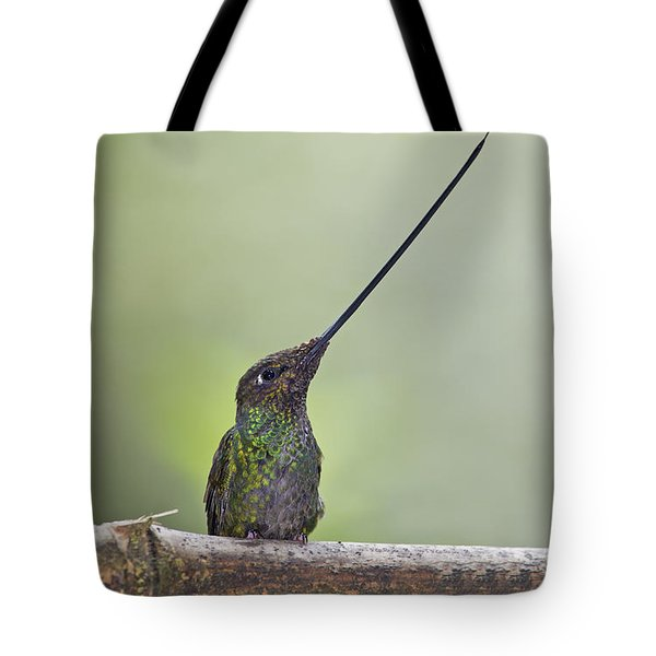 Oh Mighty Sword.. Tote Bag by Nina Stavlund