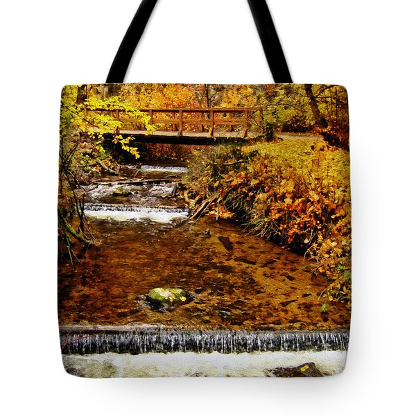 Okanagan Autumn Tote Bag by Kathy Bassett