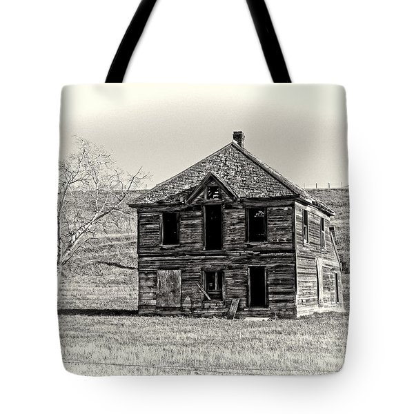 Okanogan Homestead - Washington Tote Bag by Daniel Hagerman