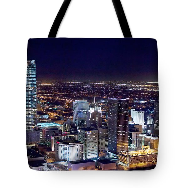 Oks001-9 Tote Bag by Cooper Ross