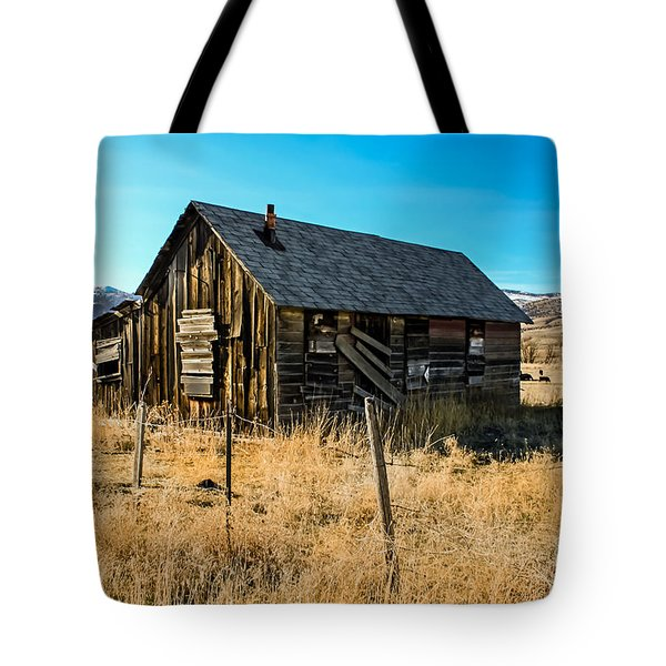 Old and Forgotten Tote Bag by Robert Bales