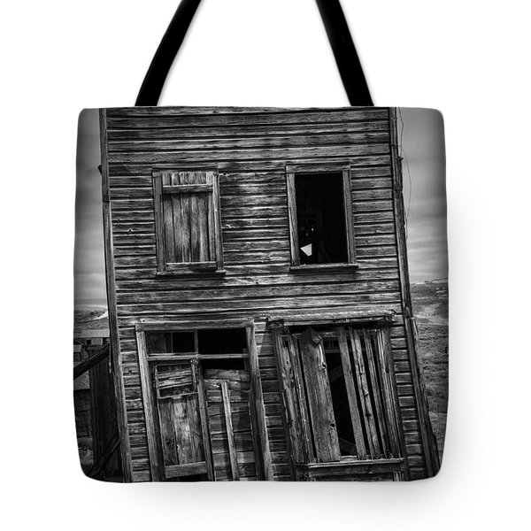 Old Bodie Building Tote Bag by Garry Gay