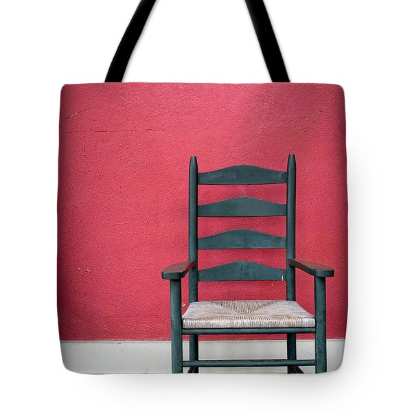 Restful spot Cornish New Hampshire Tote Bag by Edward Fielding