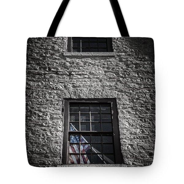 Old Glory Tote Bag by Scott Norris
