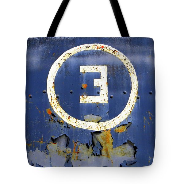 Old Iron Side Tote Bag by Dorothy Menera