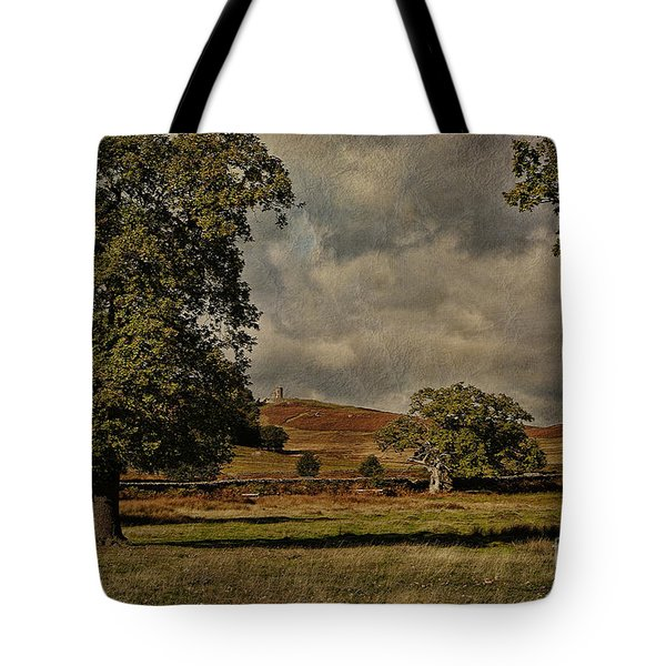 Old John Bradgate Park Leicestershire Tote Bag by John Edwards