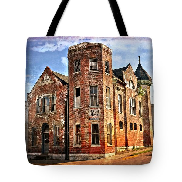 Old Mill Museum Tote Bag by Marty Koch