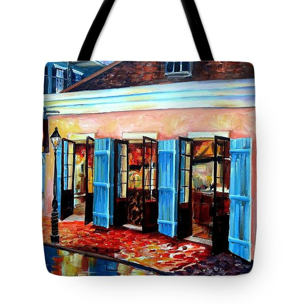 Old Opera House-new Orleans Tote Bag by Diane Millsap