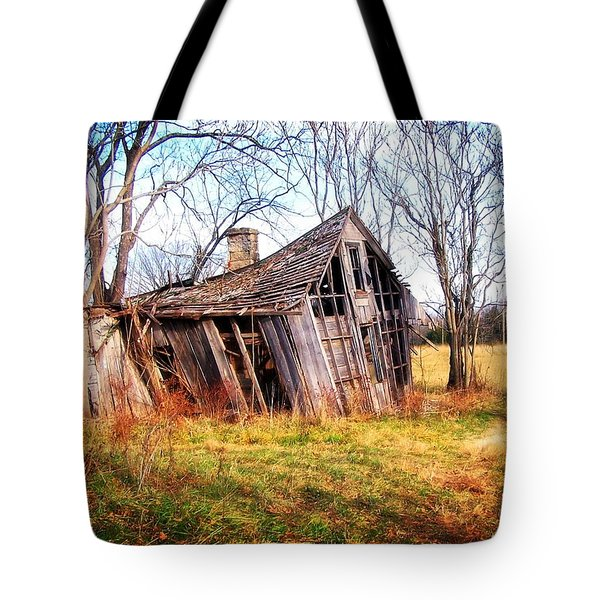 Old Ozark Home Tote Bag by Marty Koch