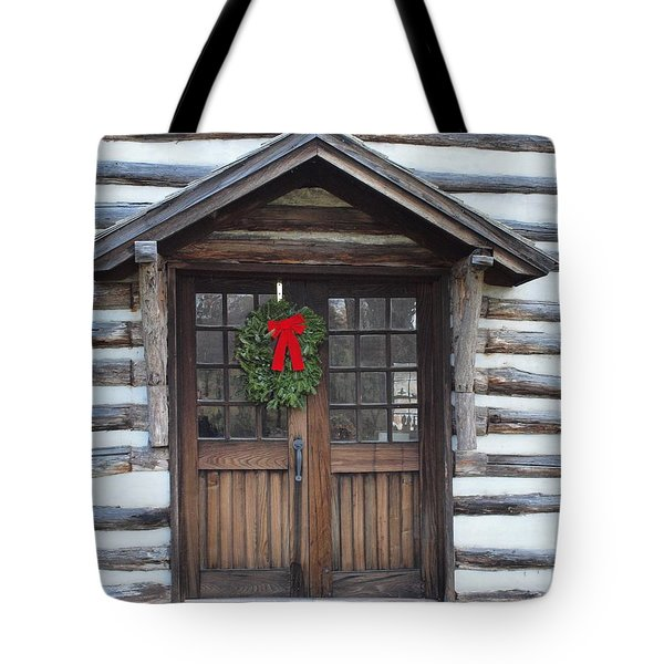 Old Time Door Tote Bag by Robert Margetts