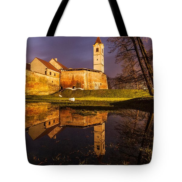 Old Town Tote Bag by Davorin Mance