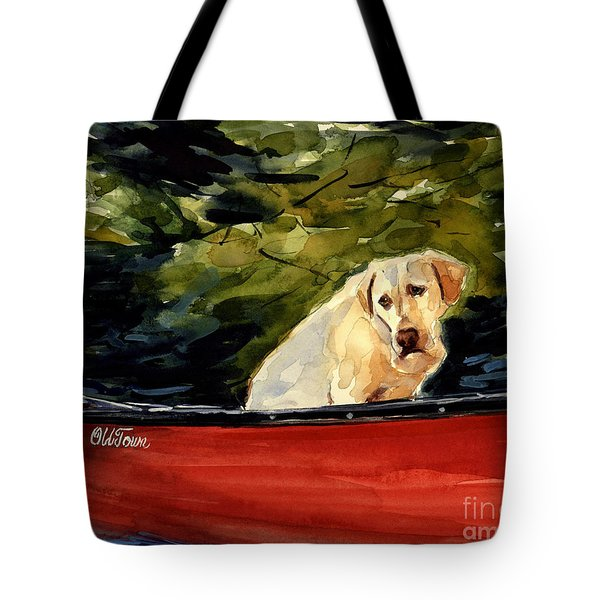 Old Town Tote Bag by Molly Poole