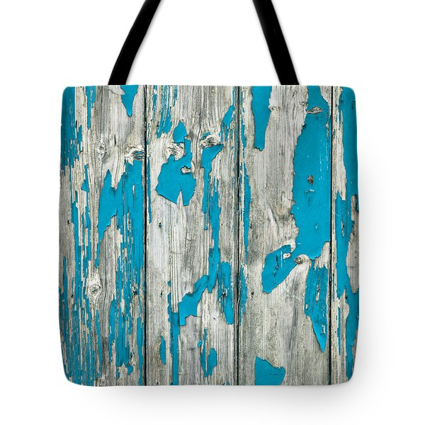 Old Wood Tote Bag by Tom Gowanlock