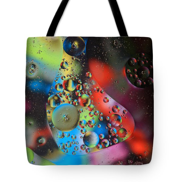 Olej I Woda 4 Tote Bag by Joe Kozlowski