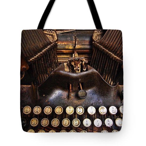 Oliver Tote Bag by Skip Hunt