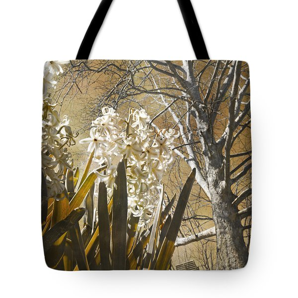 Ominous Tote Bag by Betsy A  Cutler