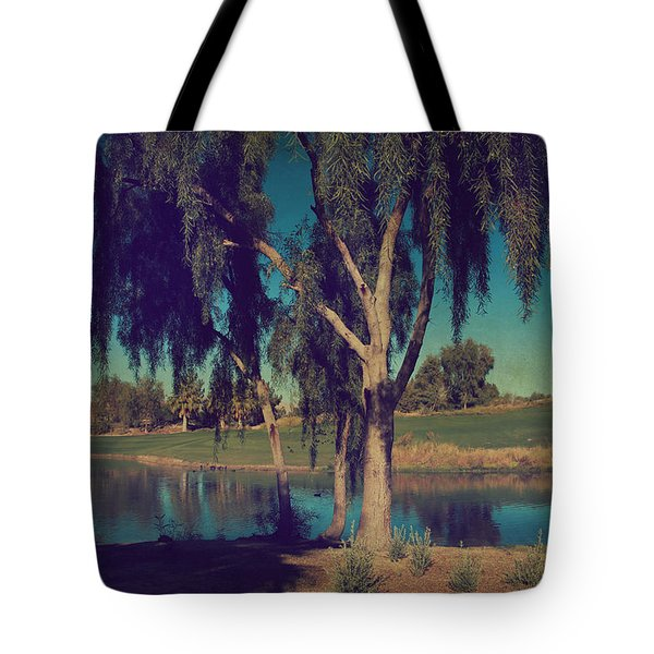 On A Lazy Afternoon Tote Bag by Laurie Search