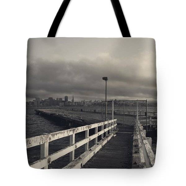 On And On Tote Bag by Laurie Search