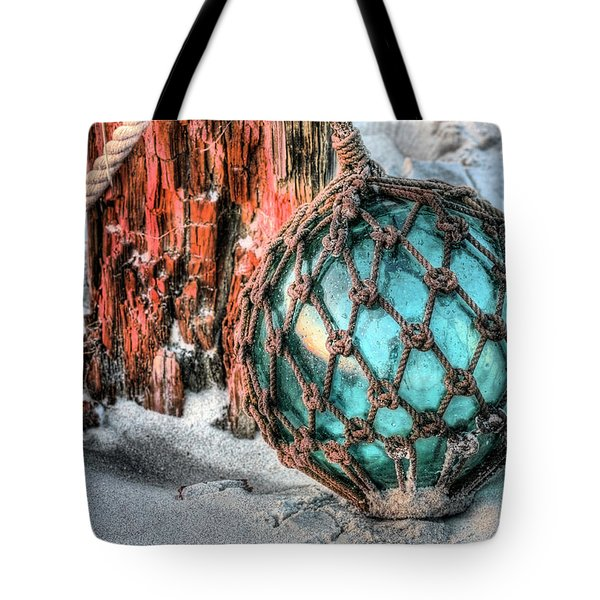 On the Beach Tote Bag by JC Findley