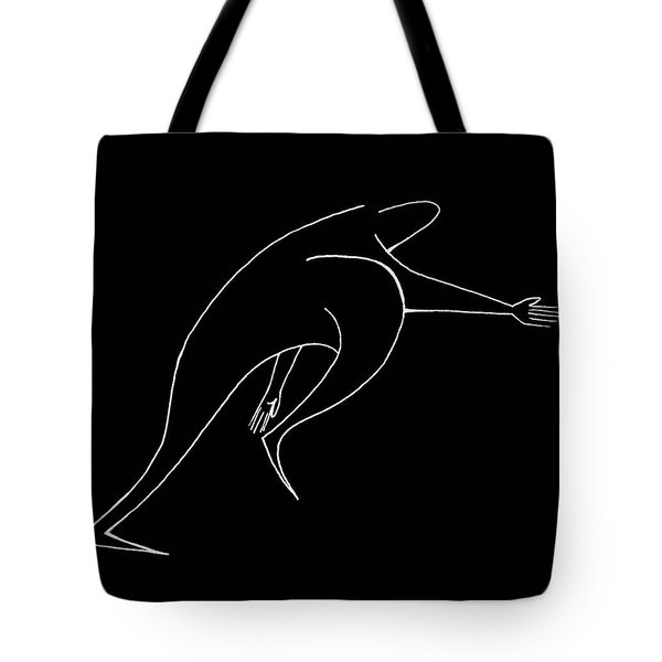 On The Move Tote Bag by Michelle Calkins