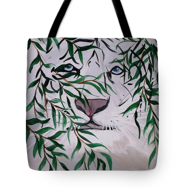 On The Prowl Tote Bag by Mark Moore