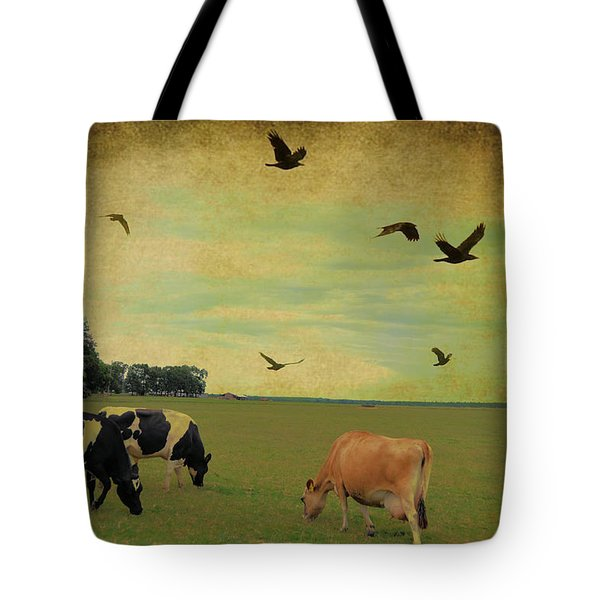 On This Green Earth Tote Bag by Jan Amiss Photography