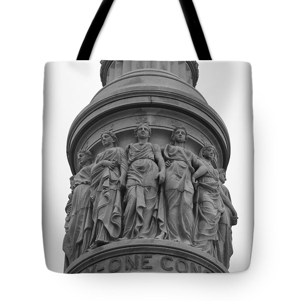 One Constitution Tote Bag by Teresa Mucha