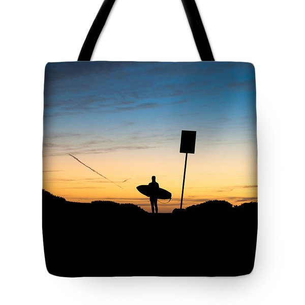 One Last Look Tote Bag by John Daly