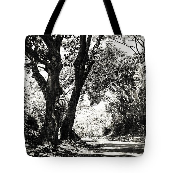 One Lovely Day Tote Bag by Jenny Rainbow