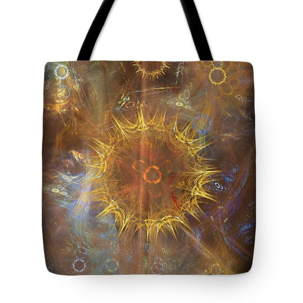 One Ring To Rule Them All Tote Bag by John Robert Beck