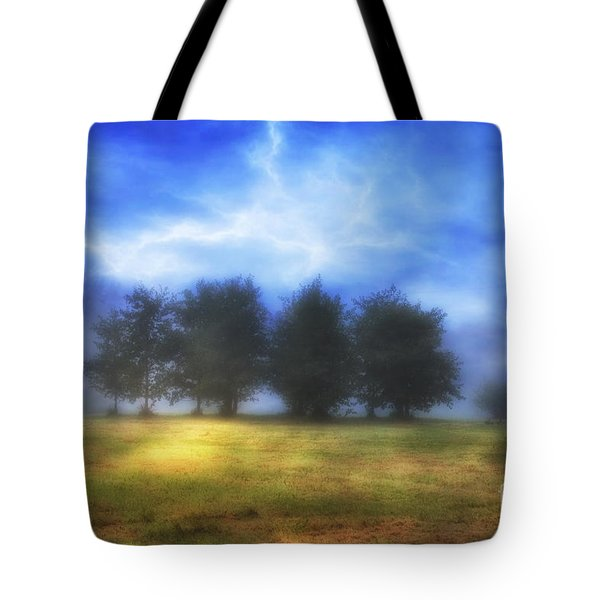 One September Morning Tote Bag by Veikko Suikkanen