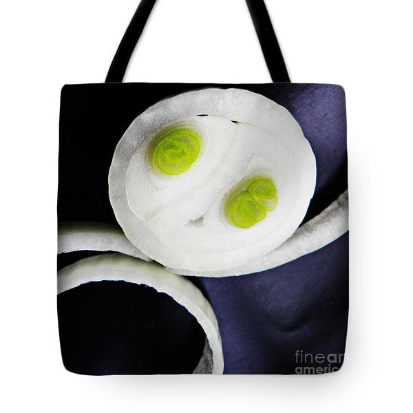 Onion Baby 2 Tote Bag by Sarah Loft