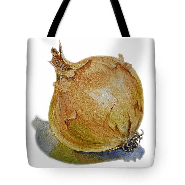Onion Tote Bag by Irina Sztukowski