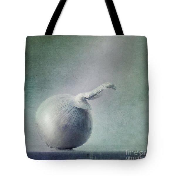 Onion Tote Bag by Priska Wettstein