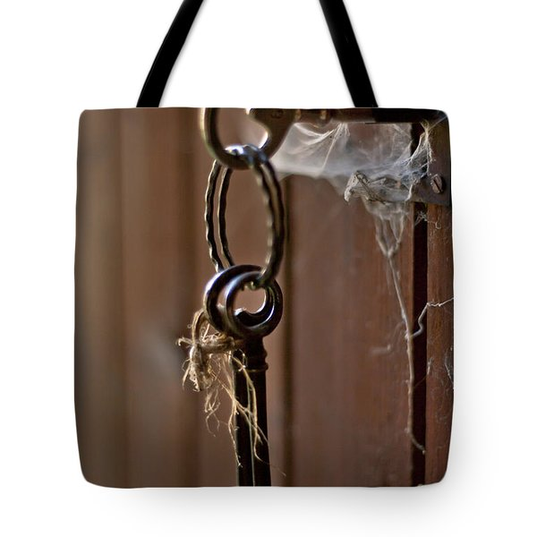 Open Again Tote Bag by Nomad Art And  Design