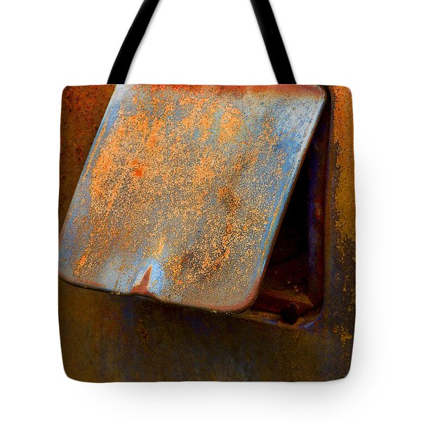 Open Cap Tote Bag by Jean Noren