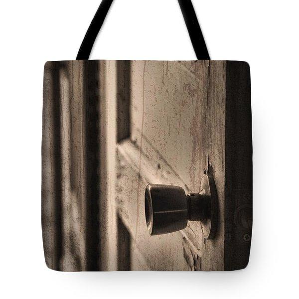 Open Doors Tote Bag by Dan Sproul