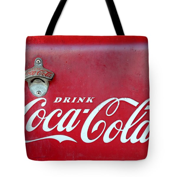 Open The Real Thing Tote Bag by David Lee Thompson