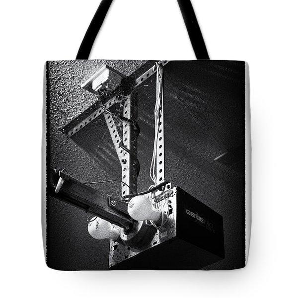 Open Up - Art Unexpected Tote Bag by Tom Mc Nemar