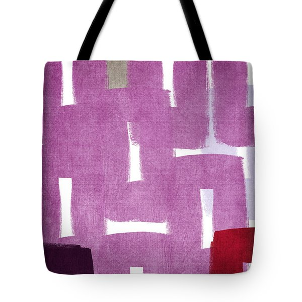 Orchids In The Window Tote Bag by Linda Woods