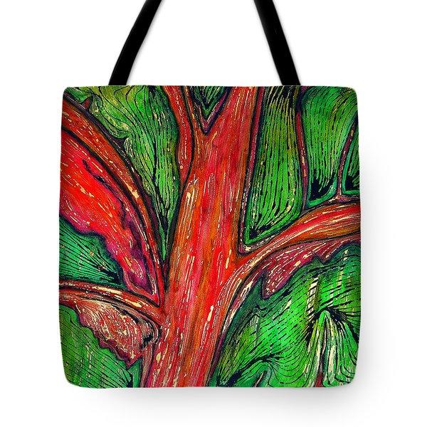 Organic Tote Bag by Carla Sa Fernandes