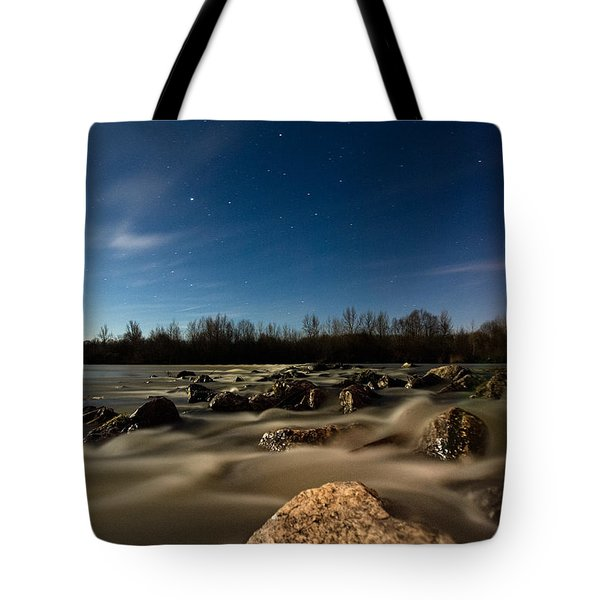 Orion Tote Bag by Davorin Mance