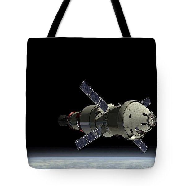 Orion Service Module Tote Bag by Movie Poster Prints