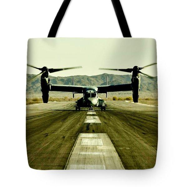 Osprey Takeoff Tote Bag by Benjamin Yeager